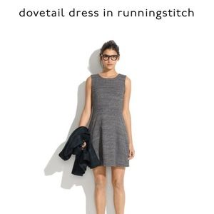 Madewell Dresses - Madewell sleeveless fit and flare dress size 0